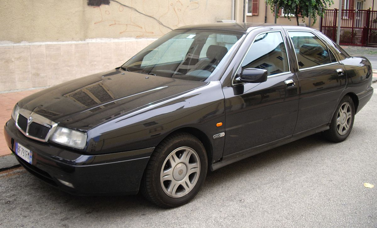 Px Lancia K Jtd Front
