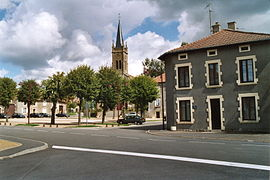 Place de l'Église.
