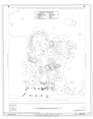 Landscape Plan Showing Major Trees - Fennell's Orchid Jungle, 26715 Southwest 157 Avenue, Homestead, Miami-Dade County, FL HALS FL-4 (sheet 3 of 5).png
