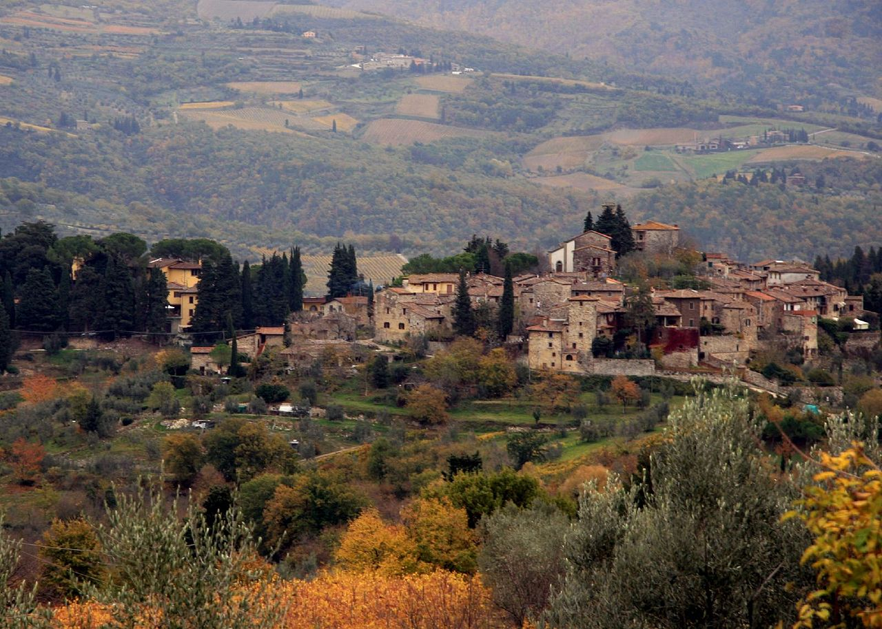 Greve In Chianti Property Agents