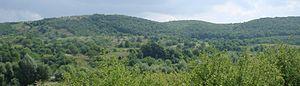 Strășeni District - Central Moldavian Plateau