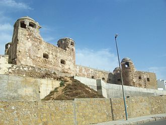 Larache expedition - Image: Larache Fortress