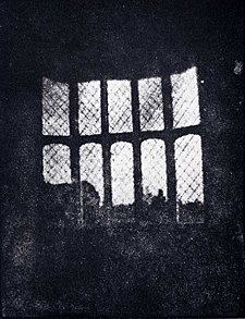 Latticed window at lacock abbey 1835.jpg