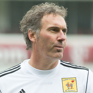 Laurent Blanc French association football player and manager