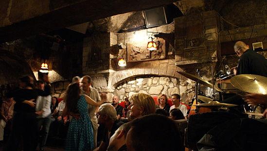 Le Caveau de la Huchette