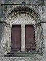 Le Montet (03) Église Saint-Gervais et Saint-Protais Façade occidentale 01.JPG