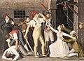 Le dévouement héroïque de Mademoiselle de Sombreuil à la prison de l'abbaye de Saint-Germain des Prés.jpg