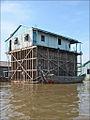 Le village flottant des pisciculteurs (Chau Doc, Vietnam) (6620592099).jpg