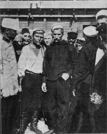 Leader of Potemkin revolt