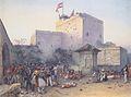 Leander Russ - Die Erstürmung von Acre - 1842.jpeg