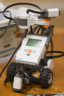 Lego Mindstorms - Wikipedia