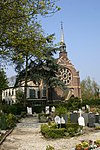 Kapel van de R.K. begraafplaats Zijlpoort