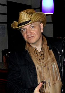 Leigh Gorman British musician