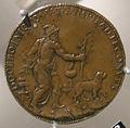 Leone leoni, medaglia di michelangelo buonarroti, 1560, verso.JPG
