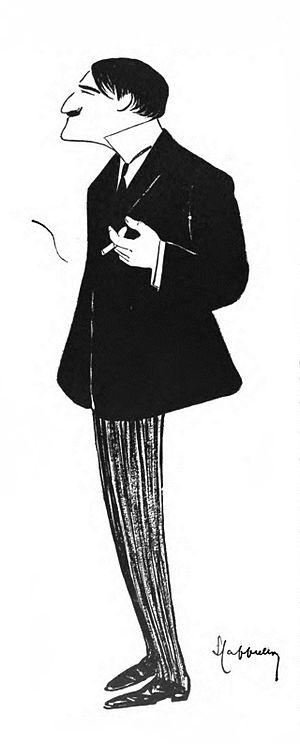 Leonetto Cappiello - Cappiello's idea of himself.