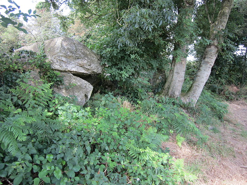 Autel des druides des fr:Les Moitiers-d'Allonne