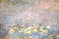 Les nympheas (détail) (C. Monet, Musée de lOrangerie) (4619405823).jpg