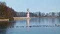 Leuchtturm am Großteich Moritzburg 07.JPG