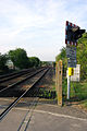 Level crossing - geograph.org.uk - 408539.jpg