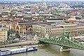 Liberty Bridge and Budapest (5999793850).jpg