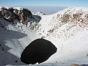 Altitude diving - Lago Licancabur, site of world's highest ever altitude dive.