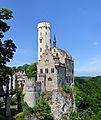 Lichtenstein - Lichtenstein Castle 2012 (aka).jpg