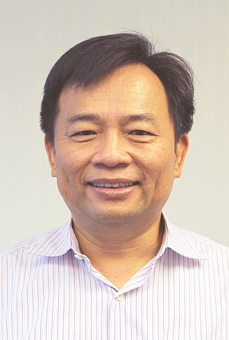 Mayor of New Taipei - Image: Lin Hsi yao