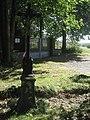 Lipnice nad Sázavou, kříž u hřbitova.jpg