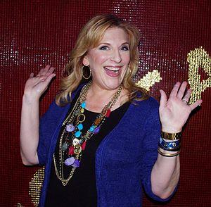 Lisa Lampanelli - Image: Lisa Lampanelli Musto Party 2011 David Shankbone