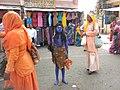 Little Boy in 'Shiv Avtaar' (Pushkar Mela, Ajmer, Rajasthan).jpg