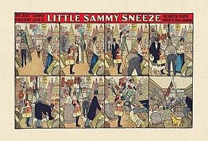 Little Sammy Sneeze - Image: Little Sammy Sneeze 1904 09 11