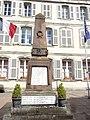 Lixheim (Moselle) monument aux morts.jpg
