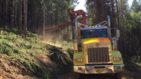 File:Loading an Oregon logging truck.webm