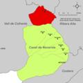 Localització de Millars respecte de la Canal de Navarrés.png
