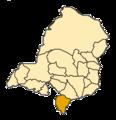 Localització de las Parras de Castellote.png