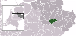 Location of Rijssen