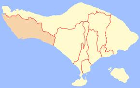 Kabupaten Jembrana Wikipedia Sunda Ensiklopedi Bebas