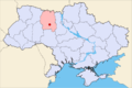 Location of Zhytomyr City in Ukraine.png