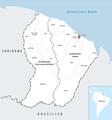 Locator map of Matoury 2018.png