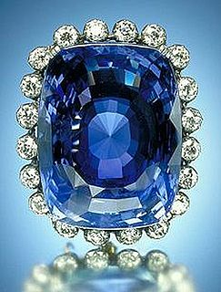 Sapphire Sapphire is one of two Corundum gemstones (and the other one is Ruby)
