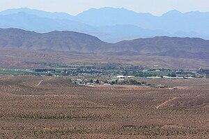 Logandale, Nevada - View of Longdale