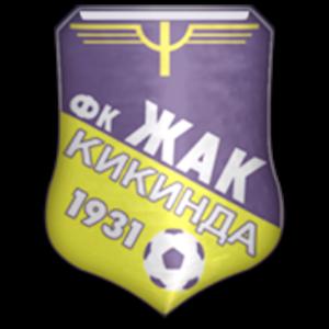 FK ŽAK Kikinda - Logo of FK Zak