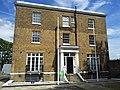 London-Woolwich, Royal Arsenal, Middlegate House 08.jpg