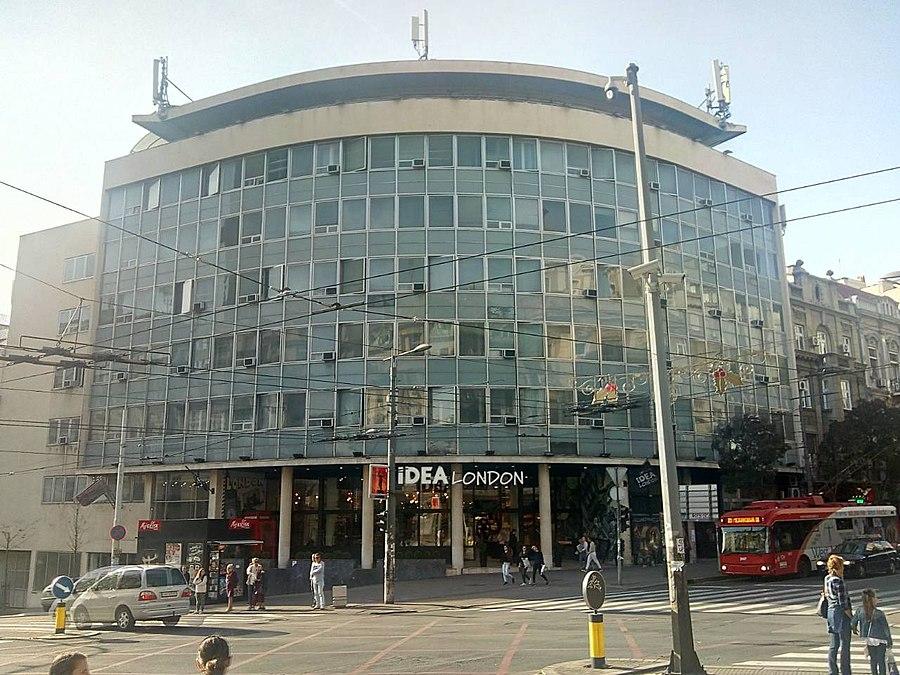 London, Belgrade