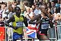 London 2012 The Mens Olympic Marathon (7773667338).jpg