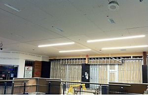 Londonderry Mall - Image: Londonderry Mall Renovation Progress