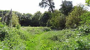 Long Wood, Ealing - Image: Long Wood, Norwood Green 1
