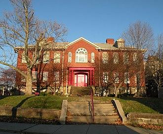 Swissvale, Pennsylvania - Longfellow School (1902) National Register of Historic Places
