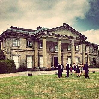 Adams' Grammar School - Longford Hall