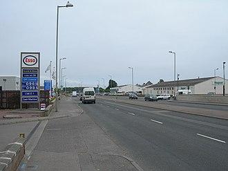 Longman, Inverness - Longman Road